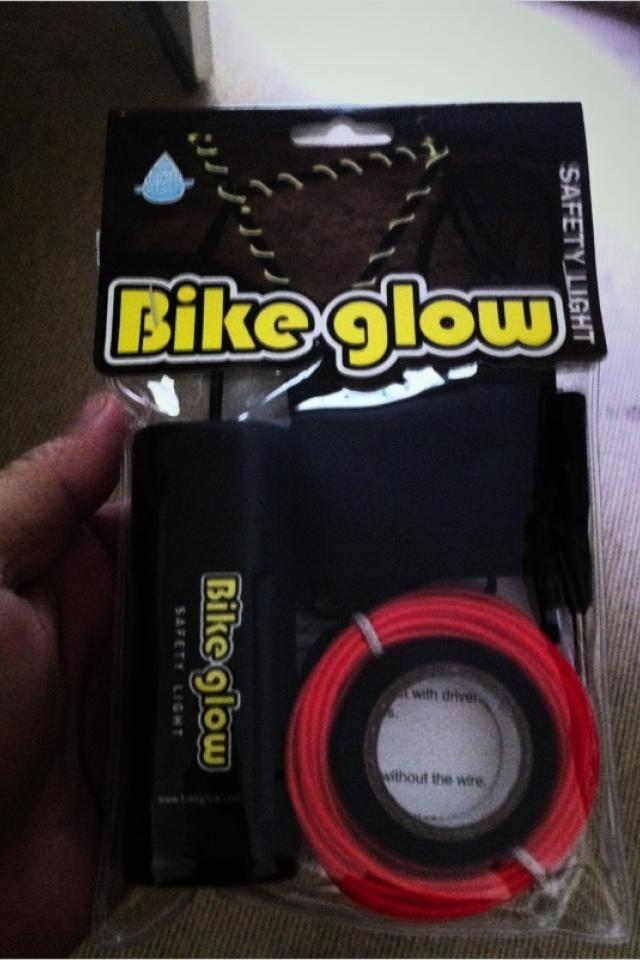 Bike Glow Kit Photo