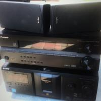 Sony Pioneer surround sound OBO Photo