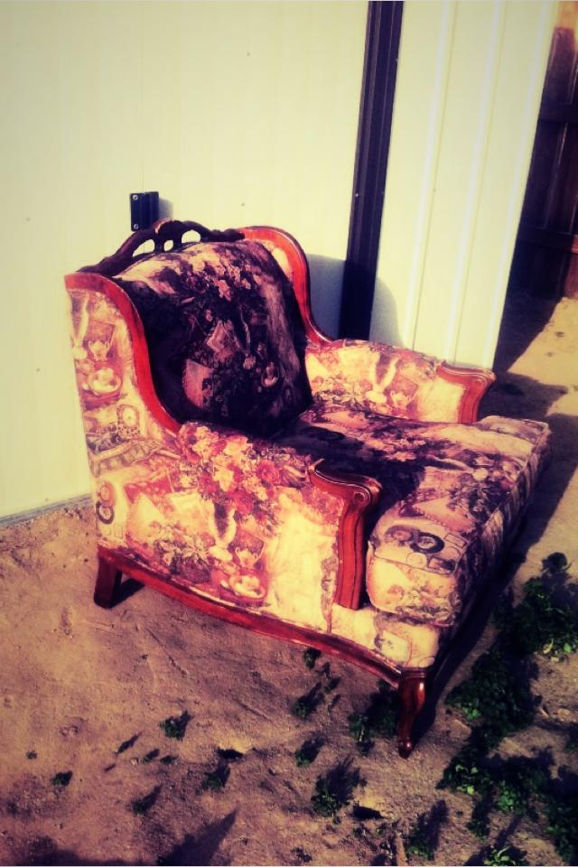 Grandma's Chair OBO Photo