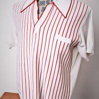 50's Men's bowling shirt Photo