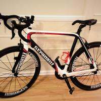 Stradalli Full Carbon Road Bike Photo