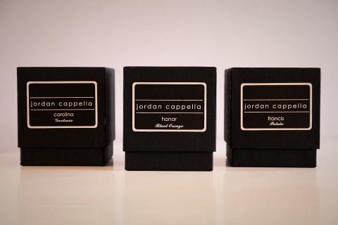 Jordan Cappella Design Candles Photo