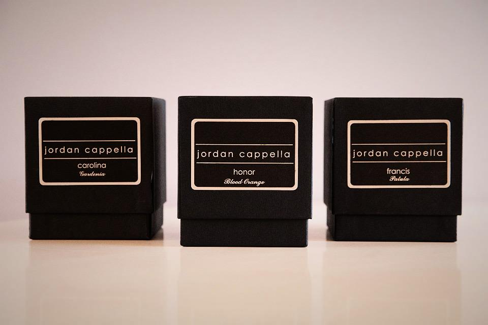 Jordan Cappella Design Candles Large Photo