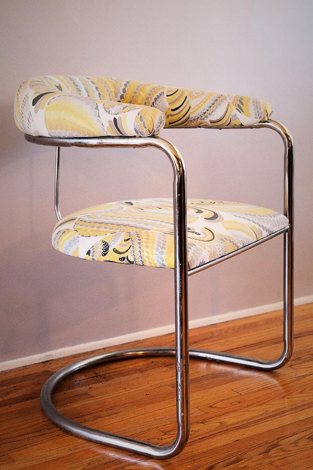 1940's Trina Turk Chair Photo