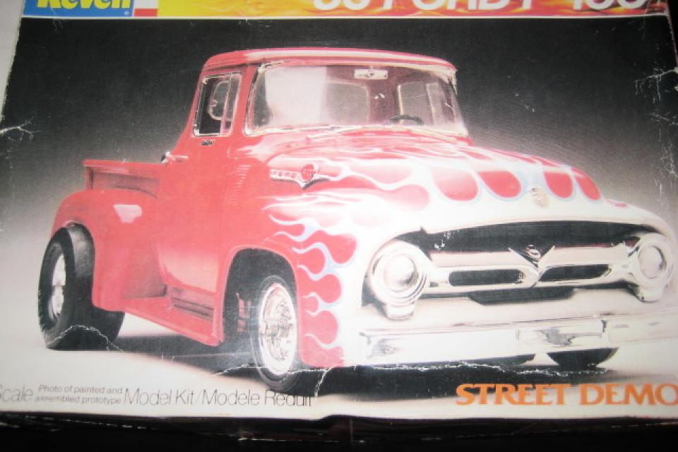 56 FORD F100 BY REVELL Large Photo