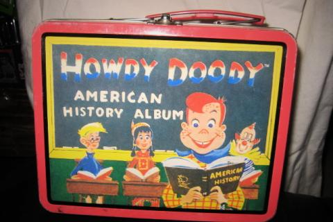 HOWDY DOODY LUNCH BOX 1998 Photo
