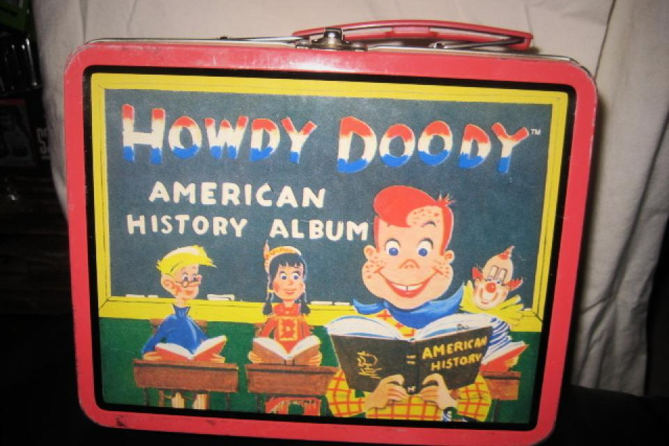 HOWDY DOODY LUNCH BOX 1998 Large Photo