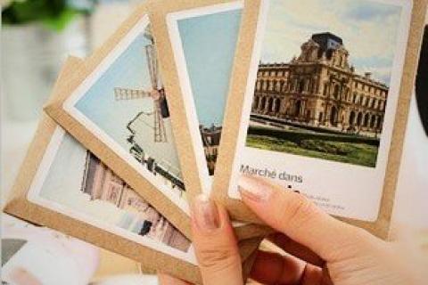 London Sticker Set  Photo