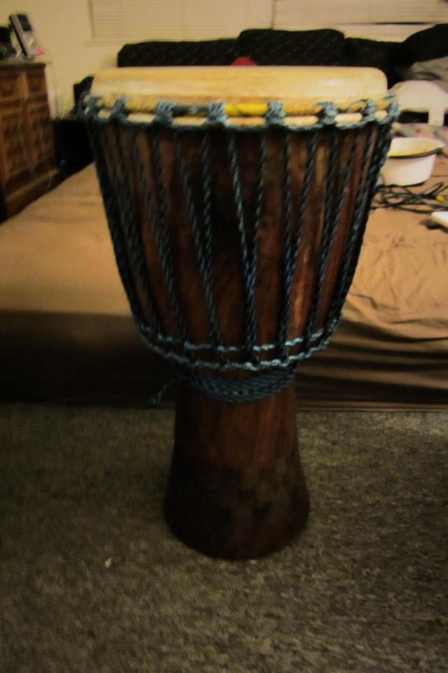 Djembe Large Photo