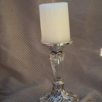 Table top candle holder Photo