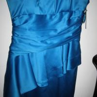 Laundry by Shelli Segal Blue Party Dress new with tags size 8 Photo