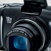 Canon PowerShot SX110  Photo