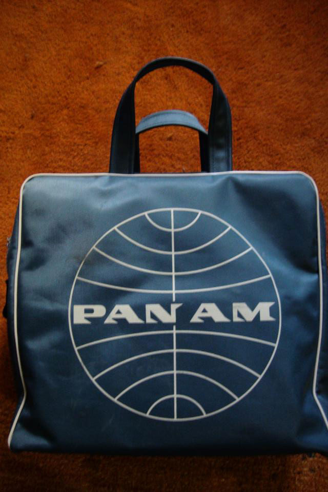 PAN AM Vintage Bag Photo