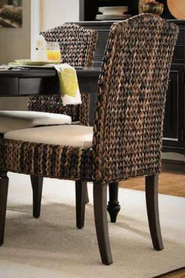 Basket Weave Chairs Large Photo