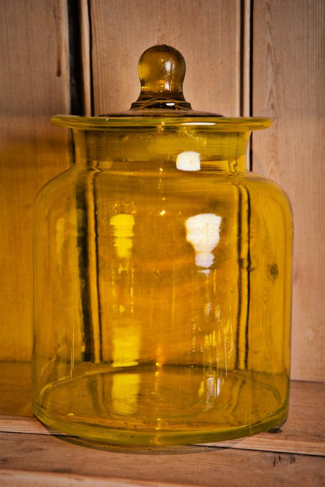 Apothecary Jar Large Photo