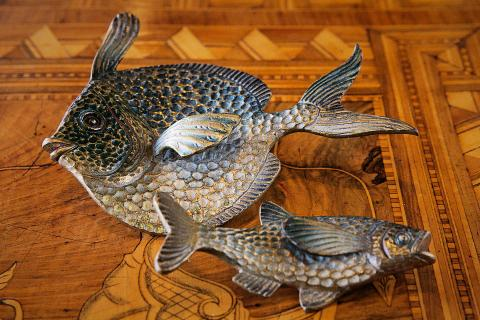 Bronze Fish Photo