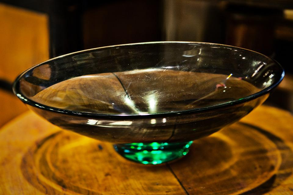 Glass Poly Bowl Large Photo