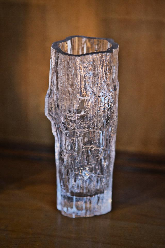 Thin Crystal Vase Photo