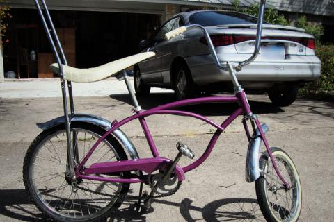 1978 Schwinn Stingray Bicycle USA made Photo