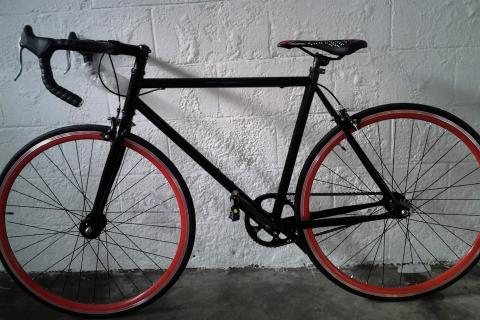 Aluminum Fixie Track Bike New Fresh Out of The Box Photo