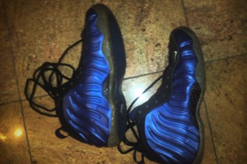 OG foamposites Photo
