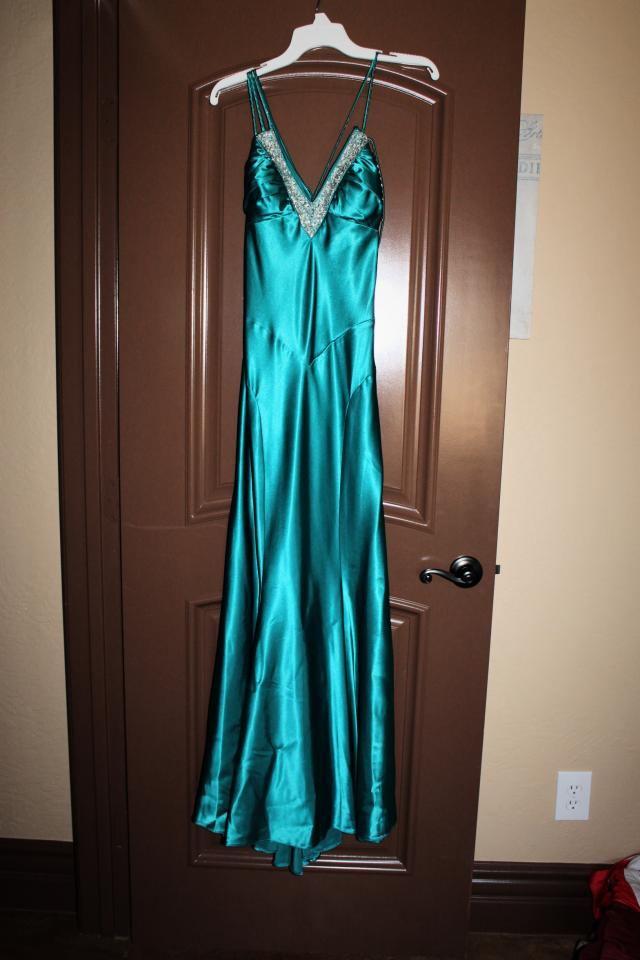 Long Prom Dress Photo