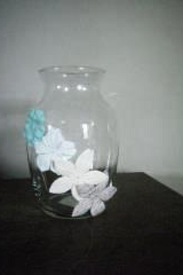 Fab flower vase Large Photo