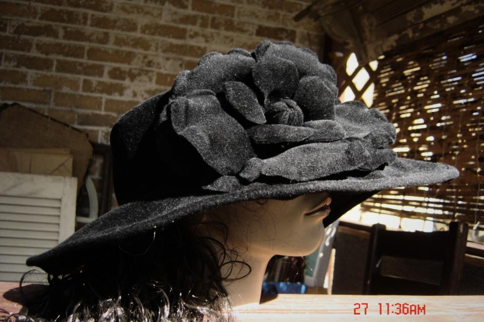 Halston Hat Large Photo
