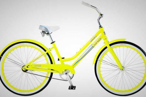 Yellow  Neon Cruiser   Photo