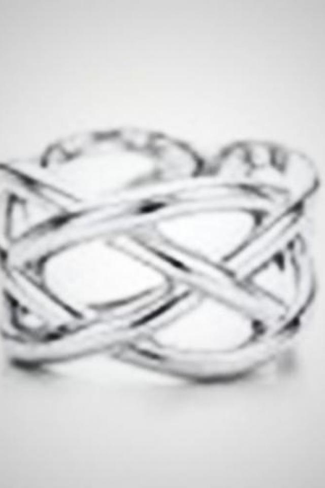 .925 silver Ring Large Photo