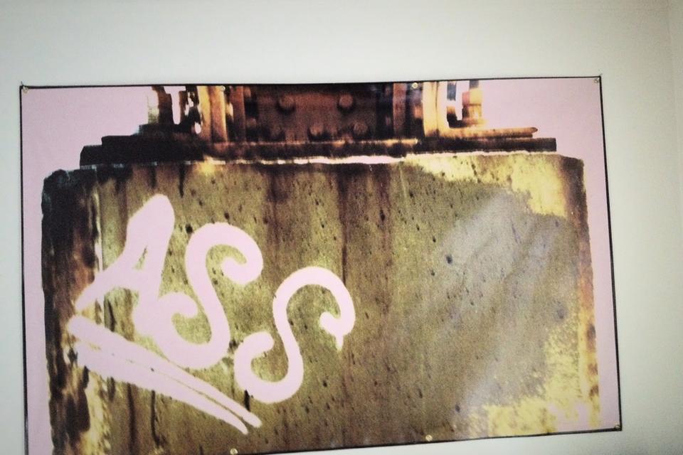 Chicago Graffiti Originals Large Photo