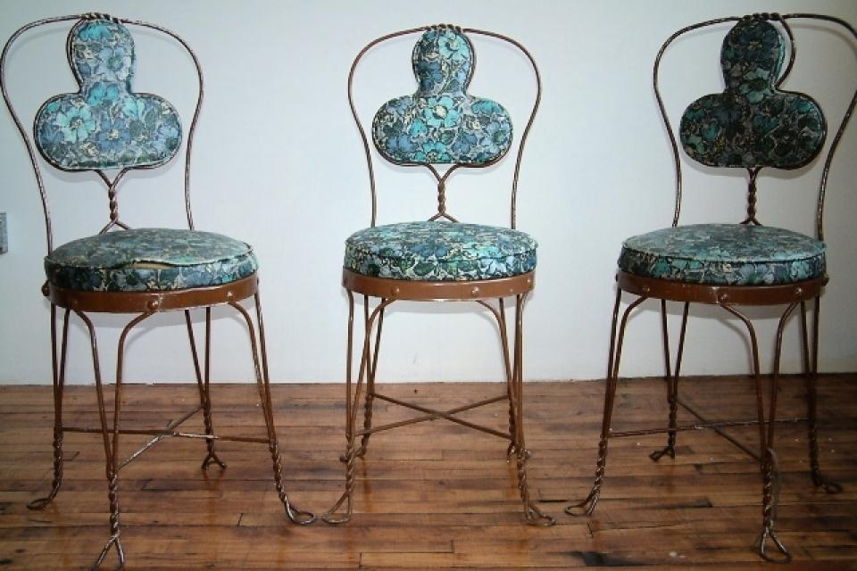 vintage chairs {each} Large Photo