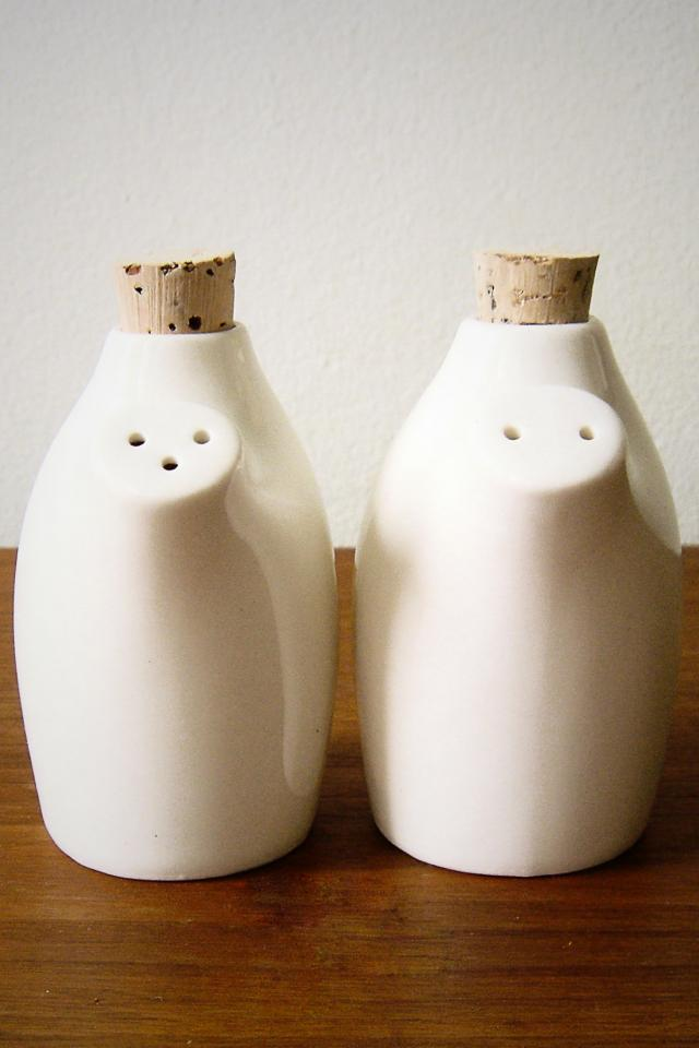 Salt and Pepper Shaker Photo