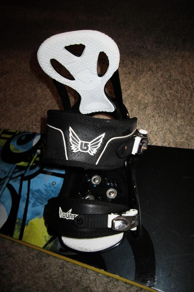 New Burton FS 13 Bindings Large Photo