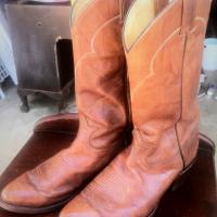Tony Lama Boots OBO Photo