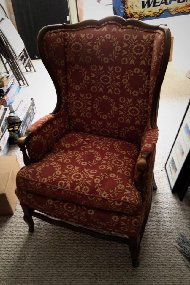 Anitque Chair Photo