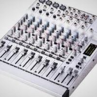 behringer mx1604a 12 channel mixer Photo