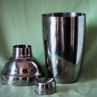 Vintage CocktaiL Shaker ~ Japan~ Stainless SteeL Photo