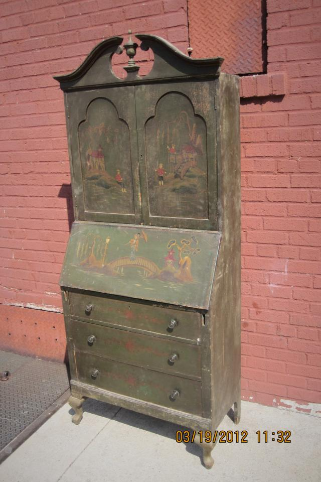 Antique Secretary Photo