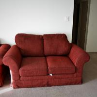 2 pieces of couch..like new Photo