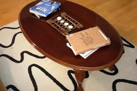 Cute coffee table Photo
