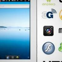 ANDROID TABLETS 2.3 Photo