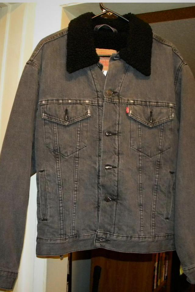 LEVI'S MENS JACKET Large Photo