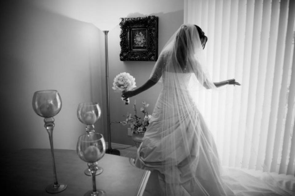 Wedding gown by Enzoani - BEAUTIFUL Large Photo