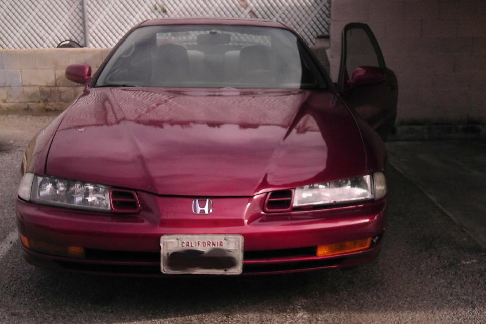 92 Honda Prelude SI Large Photo