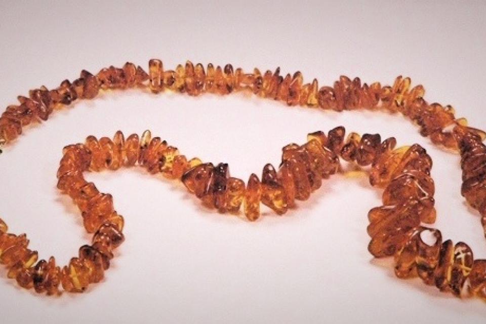 Amber Necklace Large Photo