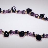 Amethyst Necklace Photo