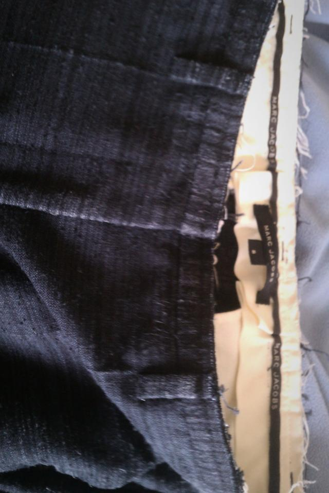 Marc Jacobs navy pants size 8 Photo