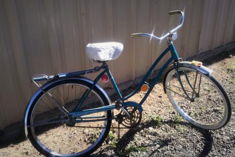 Vintage Ladies cruiser - classic collectors bike Photo