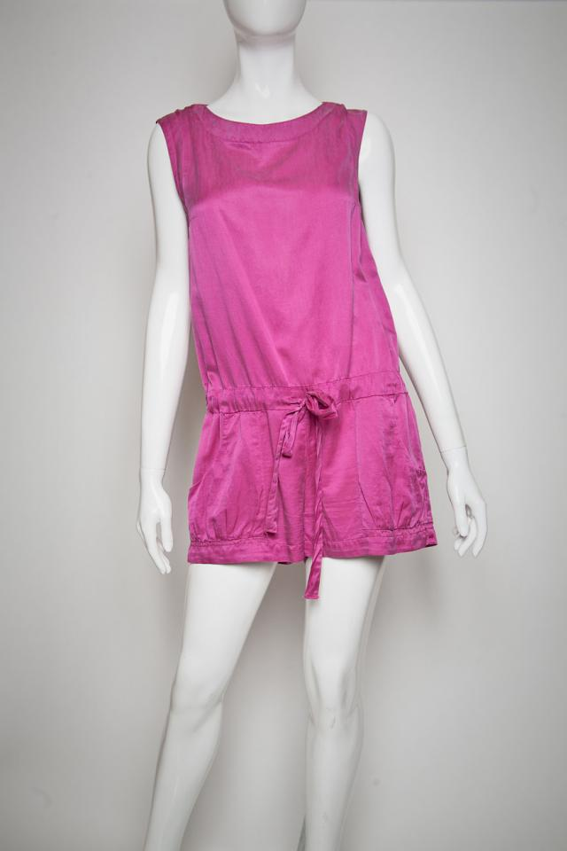 Ella Moss Silk Romper Large Photo